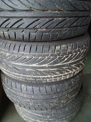 ruedas con gomas 195/50/15