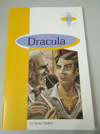 libro Drácula (ingles)