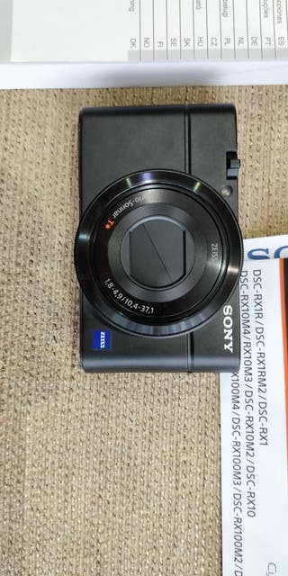 Sony DSCRX100 nueva sin uso