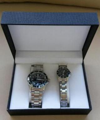 Relojes nuevos marca CYRSA.