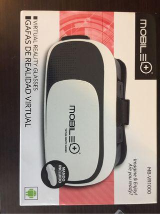Gafas VR con mando
