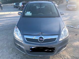 Opel Zafira b 2006 1.6 100cv