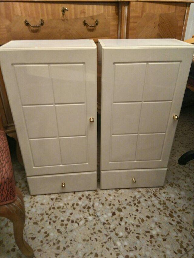 2 armarios de baño de segunda mano por 60 € en Tarancón en ...