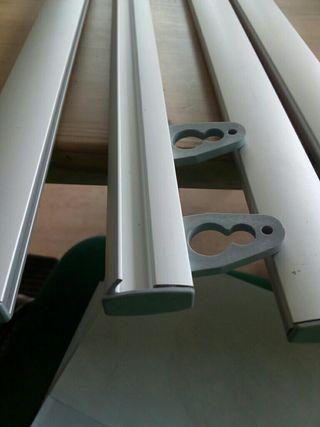 perfiles aluminio estores