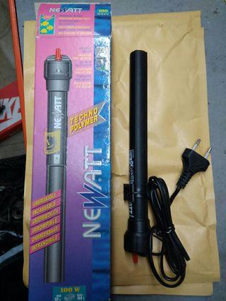 termocalentador acuario Newatt 100 W