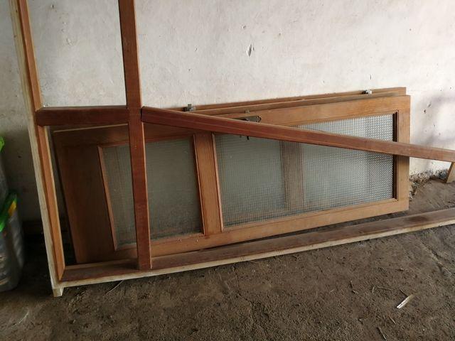 Puertas con marco tipo vidriera de segunda mano por 180 € en Inca ...