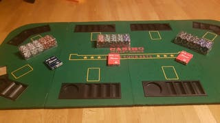 juego completo de poker