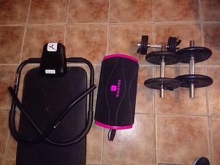 aparatos de gimnasia