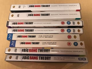 big bang theory 8 temporadas