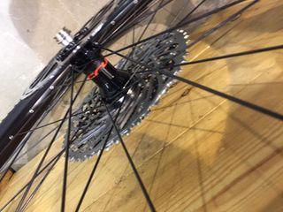ruedas fulcrum red 66 para xd