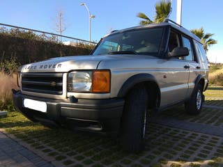 Land Rover Discovery Td5 7 Plazas