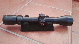 visor bushnel rifle