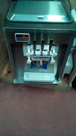 maquinas de helados soft mejor precio nuevas