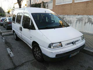 Citroen Jumpy 2002