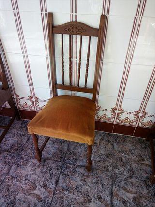 6 sillas clasicas