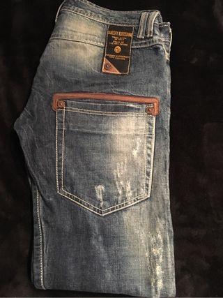 Pantalon TEKESHY HUROSAWA