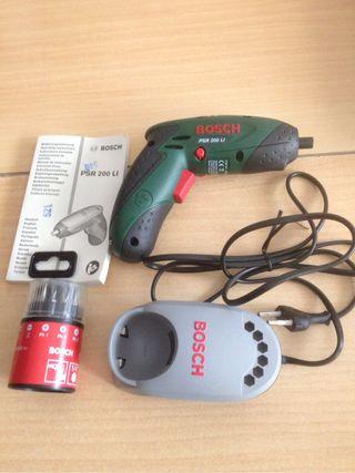Destornillador Bosch 7,2v