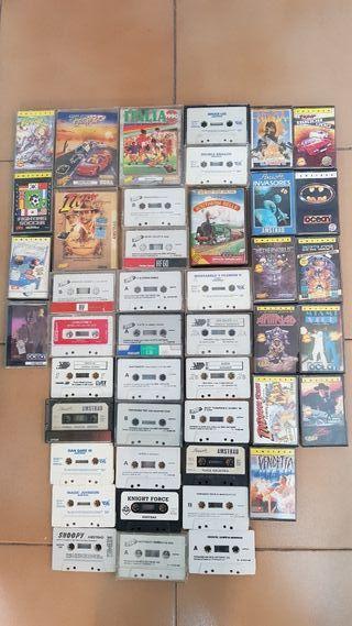 juegos retro, amstrad CPC 464.
