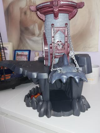 Mazmorra y barco playmobil