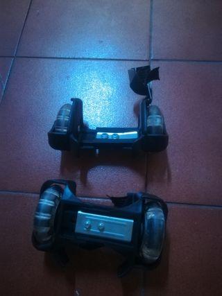 ruedas para zapatillas infantiles