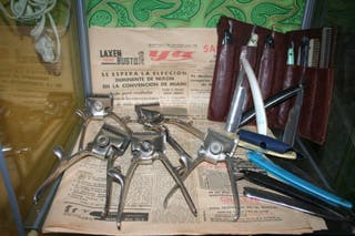 maquinillas de cortar pelo antiguas