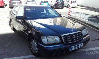 mercedes-benz Clase S 1999