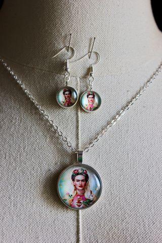 Conjunto Frida Khalo