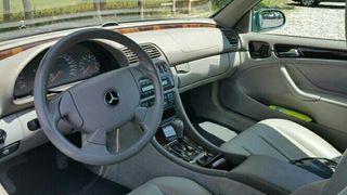 Mercedes clk Descapotable modelo 320