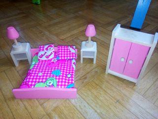 Habitación casa de muñecas
