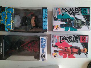 juguetes - figuras