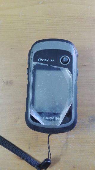 Garmin Etrex 30 gris