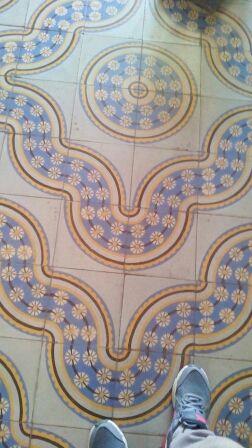 azulejos hidráulicos 45€ metro cuadrado