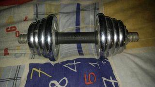 pesa de deporte unos 10 kilos