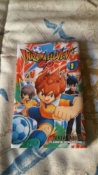 Comic Inazuma Eleven