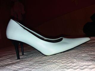 zapatos de tacon mujer