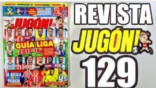 Revista Jugon 129 y 139 Completa y Precintada