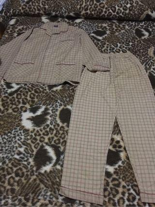 Pijama hombre 2 piezas