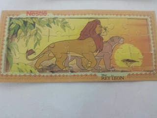 Puzzle Nestle El rey leon