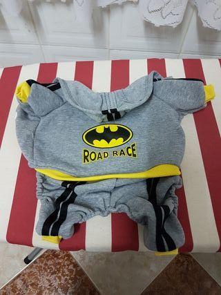 Sudadera de Batman para perros pequeños