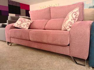 Sofá de 3 Plazas Extraible y Reclinable