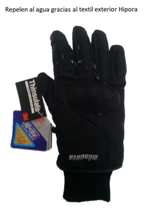 guantes moto invierno impermeables
