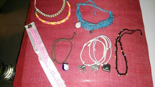 Lote Pulseras