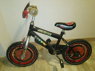 Bicicleta niño (freno contra-pedal)