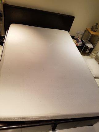 Memory foam double mattress 4ft6