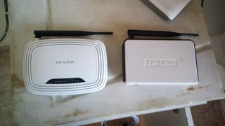 2 x 1 en routers WIFI