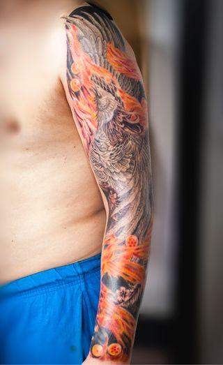 Tatuajes Manga Completa en Alcal de Henares wallapop