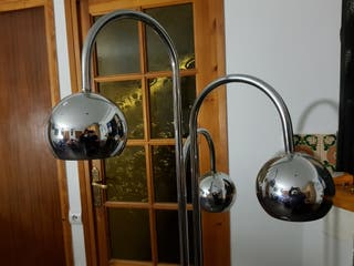 lámpara vintage muy buen estado