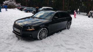 Audi A4 2008-2009