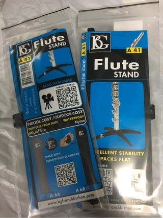 Stand de Flauta travesera