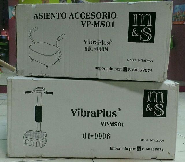 VibraPlus amb seient accessori asiento accesorio